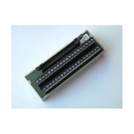 6ES7 392-1AN00-0AA0 Siemens S7-300, TERMINAL BLOCK WITH SCREW-TYPE TERMINALS FOR 64 CHANNEL MODULES