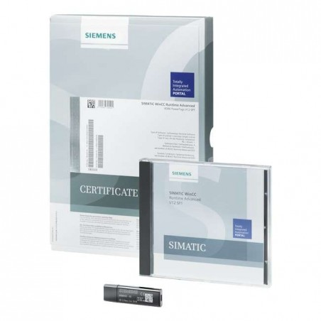 6AV2104-0DA04-0AA0 SIEMENS SIMATIC WINCC RUNTIME ADVANCED