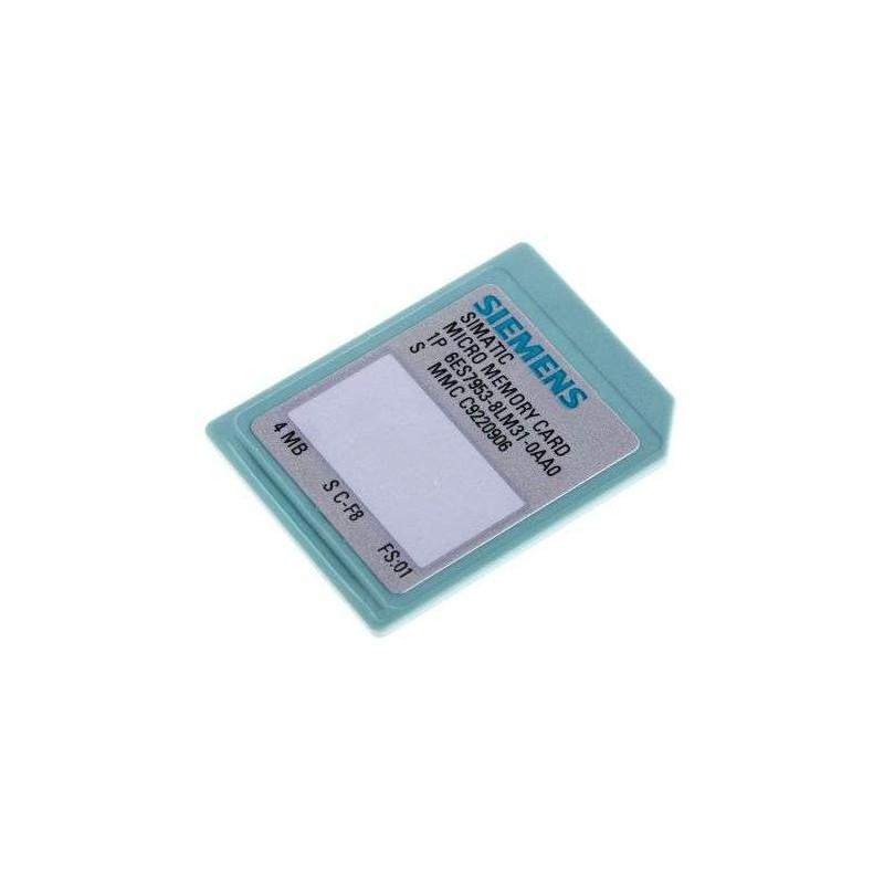 6ES7953-8LM31-0AA0 SIEMENS SIMATIC S7 MICRO MEMORY CARD NFLASH