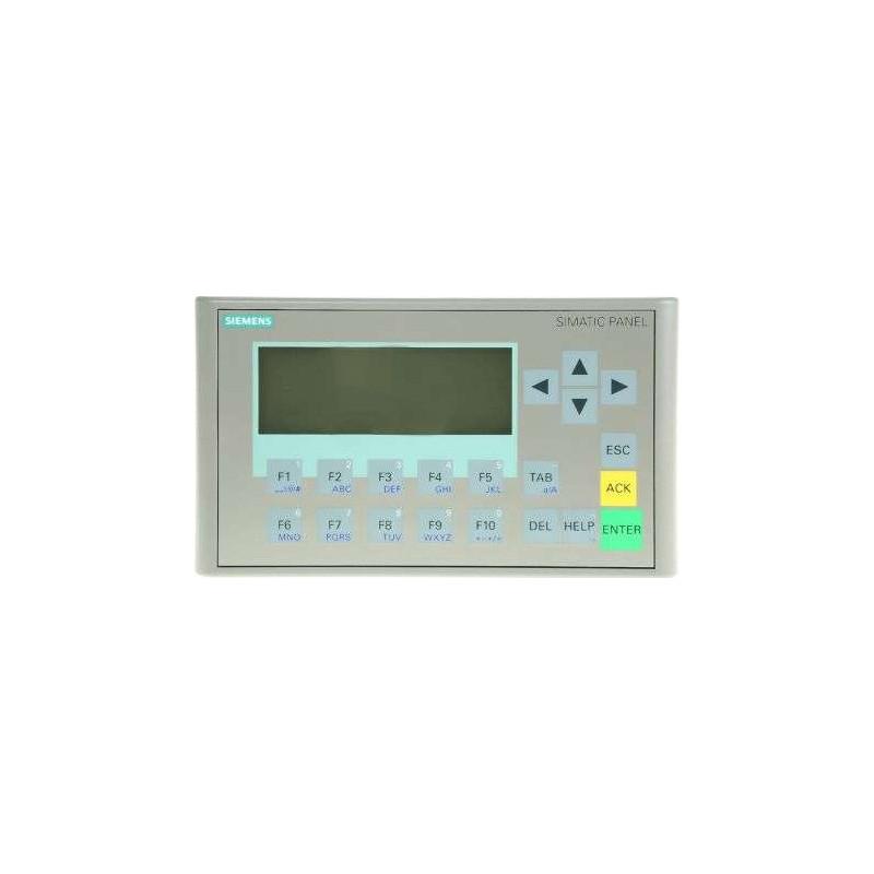 6AV6647-0AH11-3AX0 SIEMENS SIMATIC HMI KP300
